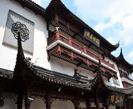 Ancient Chinese temple pagoda castle. Shot of Ancient Chinese temple pagoda castle Stock Image
