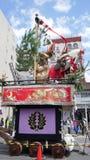 Ancient Japanese samurai shrine. Shot of ancient Japanese samurai shrine Royalty Free Stock Photography