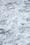 Salt Flakes Background Royalty Free Stock Photo