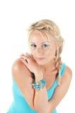 Shot of beautiful woman Royalty Free Stock Photo