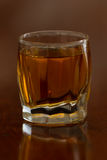 Shot of bourbon Stock Images
