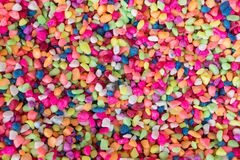 Colorful rock background. Shot of colorful rock background Stock Photos