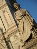 Shot of Dante Alighieri Stock Image