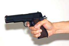The shot gun Stock Photography