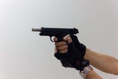 The shot gun Stock Photos