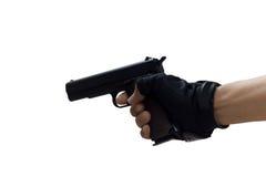 The shot gun Stock Photo