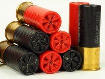 Shot gun shells Royalty Free Stock Photography