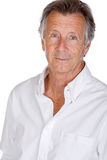 Shot of a Handsome Senior Man Stock Photography