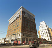 A Shot of the Historic Luhrs Building Stock Photo