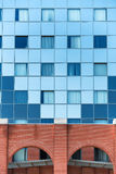 Shot of modern building Royalty Free Stock Photography