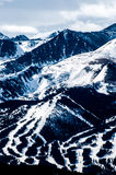 Colorado Slopes Royalty Free Stock Photo