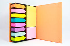 shot note book box Stock Images