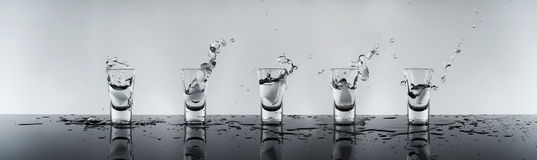 Free Shot Of Alcohol Stock Photo - 12521040