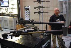 SHOT Show Las Vegas Royalty Free Stock Image