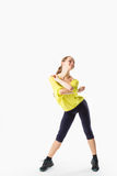 Shot of a sporty young woman. Active lifestyle, wellness. Stock Photography