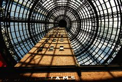 The 'Shot Tower' Melbourne Central, Australia Sept 22, 2018 royalty free stock images