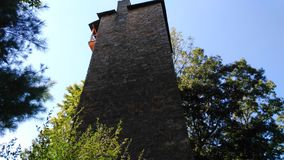 Shot tower va state park Stock Image
