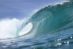 Wave Ocean Tube Water stock photos