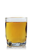 A shot of whiskey Stock Photo