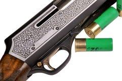 Shotgun. My detailed images of shotgun Stock Photo