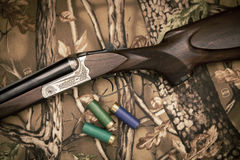 shotgun στοκ εικόνα με δικαίωμα ελεύθερης χρήσης