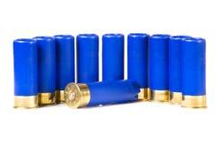 Shotgun ammo Stock Photo