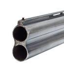 Shotgun Barrel Royalty Free Stock Image