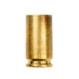 Shotgun Cartridge. Close up of an empty bullet cartridge Stock Photos