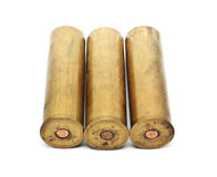 Shotgun Cartridges Stock Image