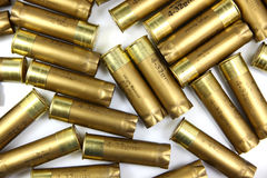 Shotgun cartridges Royalty Free Stock Image
