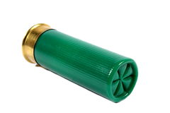 Shotgun Shell Stock Image