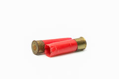 Shotgun shell Stock Photo