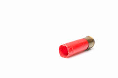 Shotgun shell Stock Photography