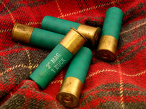 Shotgun Shells. Shot Gun Shells Stock Image