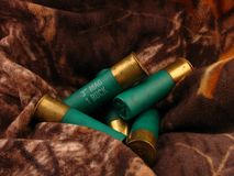 Shotgun Shells. Shotgun Shell Stock Photography