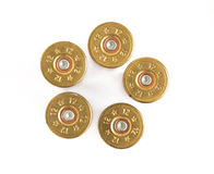 Shotgun Shells stock photos