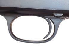 Shotgun trigger Stock Photography