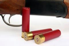 Shotgunning Fotografia Stock