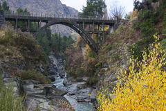 Shotover River Royalty Free Stock Photography