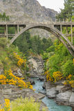 Shotover River Gorge Stock Images