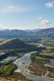 Shotover river Royalty Free Stock Images