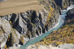 Shotover River, Queenstown Royalty Free Stock Photo