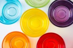 Shots glasses Stock Photo