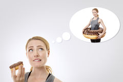 Free Should I Eat This Royalty Free Stock Images - 79693669