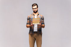 Should I read them all? Royalty Free Stock Image