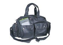 Shoulder bag Royalty Free Stock Photography