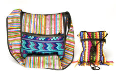 Shoulder bag change purse Nicaragua Stock Photos