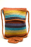 Shoulder bag hand made in  brazil Stock Photo