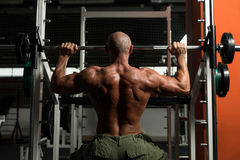 Shoulder  Exercise Stock Photo