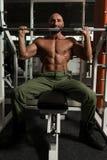 Shoulder  Exercise Royalty Free Stock Photo
